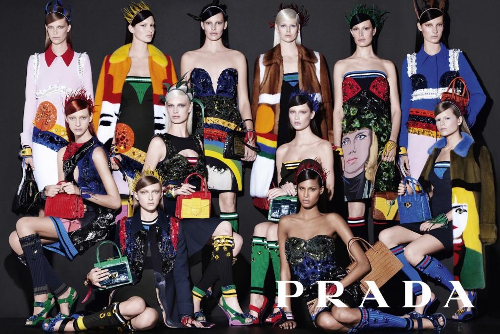 Prada SS14 Women's Adv. Campaign_2