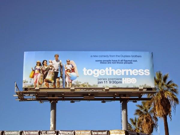 togetherness series premiere billboard