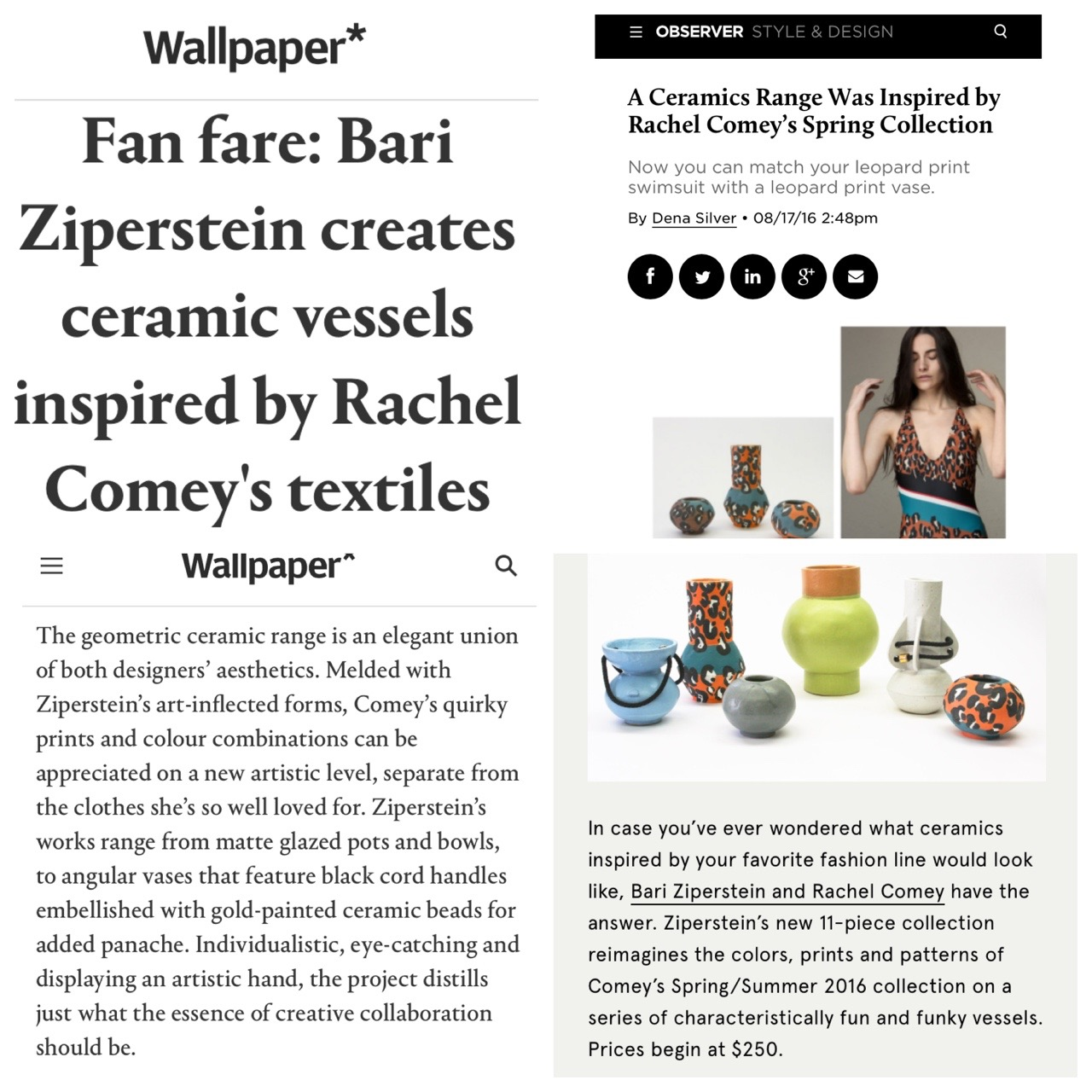 Wallpaper / Observer / Site Unseen - Bari Ziperstein